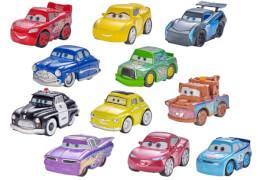 Mattel Cars 3 Micro Racer Blindpack, Mini-Rennwagen, sortiert (rollierend)