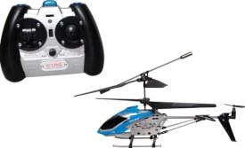 Racer R/C Polizei Helikopter 2.4 GHz, mit Gyro