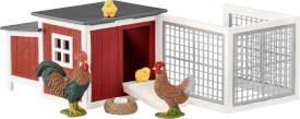 Schleich Farm World  Hühnerstall