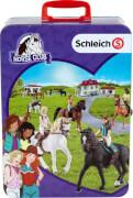 SCHLEICH HORSE CLUB Metall-Sammelkoffer