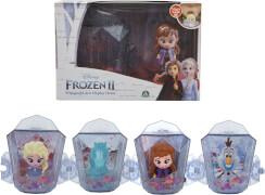 Disney Die Eiskönigin 2 Eiskristall mit Leuchtfigur 4 f-s.
