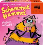 Schmidt Spiele 40881 Drei Magier, Schummel Hummel, 3 bis 5 Spieler, ab 7 Jahre