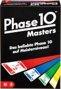 Mattel FPW34 Phase 10 Plus Masters Kartenspiel