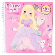 Depesche 8436 Princess Mimi Dress me up - Malbuch