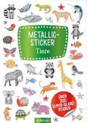 Metallic-Sticker Tiere