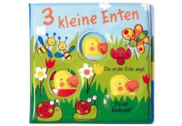 Mein Badebuch - 3 kleine Enten