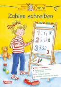 Conni Gelbe Reihe: Zahlen schreiben Extra, Taschenbuch, ab 4 Jahre