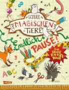 Die Schule der magischen Tiere, Endlich Pause -  Das große Rätselbuch, 128 Seiten, ab 8 Jahre
