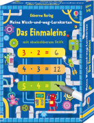 Meine Wisch- und Weg Lernkarten Das Einmaleins