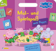 Peppa: Mal- und Spielspaß mit Peppa