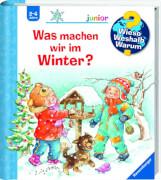 Ravensburger 32653 Wieso? Weshalb? Warum? Junior Band 58: Winter