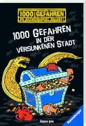 Ravensburger 52590 Lenk, 1000 Gefahren-versunkenen Stadt