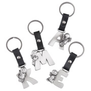 Depesche 7597 Schutzengel Alphabet Schlüsselanhänger
