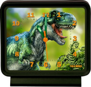 Wecker T-Rex World