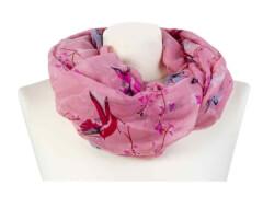 Loop Kirschblüten rosa